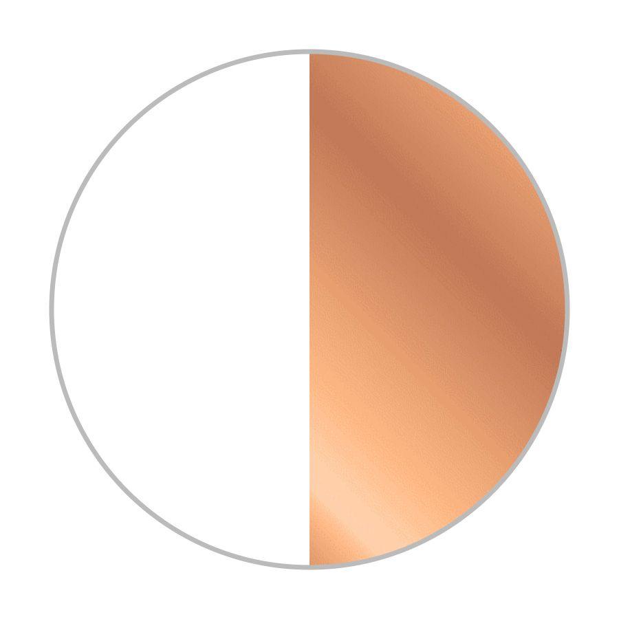 Bianco Oro rosa